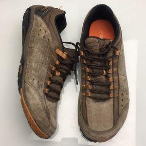 Merrell Boulder Brown Hiking Low Shoes Mens 10.5